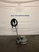 Laveuse monobrosse professionnelle - Nombre de tour / minute de la brosse : 165 à 400 RPM
