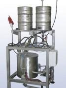 Laveuse remplisseuse pour brasserie - Capacité (L) : 50 - Fûts KEG