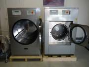 Laveuses sécheuses professionnelles - Capacité en Aqua nettoyage : 11 - 16 Kg - En lavage standard : 16 - 22 - 33 Kg