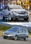 Leasing Opel Zafira essence - Opel Zafira essence