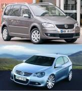 Leasing Volkswagen Golf plus diesel - Volkswagen Golf plus diesel