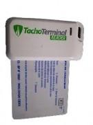 Lecteur carte conducteur tachygraphe - Dimensions (L x l x h) : 68.1 x 34.6 x 9.7 mm