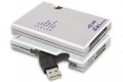 Lecteur carte mémoire tout en 1 - usb 2.0 - Lecteur carte mémoire tout en 1 - usb 2.0