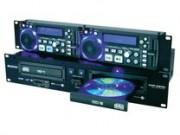 LECTEUR CD-MP3 Omnitronic XDP-2800 - 304817-62