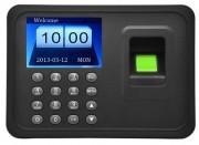 Lecteur d'accès biométrique - Empreinte et badge
