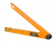 Lecteur d'angle électronique - Précision d'angle numérique : ± 0,1°