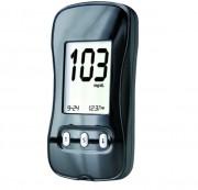 Lecteur de glycémie compact - Calcul des moyennes de la glycémie : 7 - 14 - 30 et 90 jours
