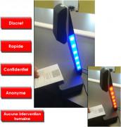 Lecteur Pass Sanitaire Anonyme - Lecteur de Passe Sanitaire et de test PCR Anonyme