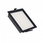 LED SAMSUNG New Aero Slim Carré  - Downlight LED SAMSUNG New Aero Slim Carré 112lm/W 25W Microprismatique (URG17) LIFUD Noir est une option pour l'éclairage central des espaces commerciaux avec d'excellentes fonctionnalités