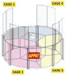 Les cages à capture - Prévention et protection des bâtiments