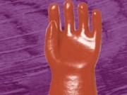 Les gants de protection pétrolier - 36 cm de longueur