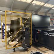 Lève basculeur conteneur - Gamme standardisée de 1400 à 2500 mm