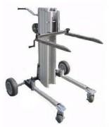 Elévateur manuel portable - Capacité 180 kg - levée 3 m ou 4 m