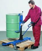 Lève-fût 250 kg - Charge admissible 250 kg