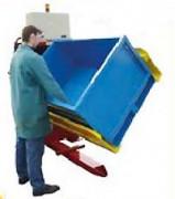 Lève palette plateau rotatif - Capacité jusqu'à 1500 kg  -  Rotation 2 côtés