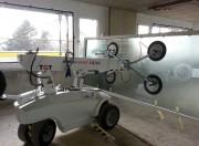 Robot de vitrage 600 kg - Tout terrain
