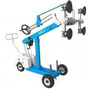 Elévateur - Transporteur de verre - 250 kg