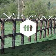 LicesEn bois - Pour réaliser vos clôtures à chevaux