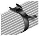 Lien à crochet et boucle - SR 1785