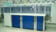 Ligne modulaire de nettoyage par ultrasons - 100% modulaire