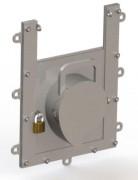 Limiteur de débit vortex - En acier inox 304L (Option inox 316L)