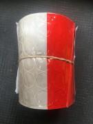 Lisse en rouleau pour cône - Hauteur 15 cm