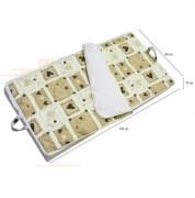 Lit au sol pour bébé - Avec couchage couette/oreiller incorporé