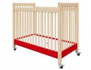 Lit d'évacuation pour enfants - L 1087 mm x H 950 mm x P 581 mm