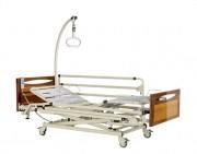 Lit d'hospitalisation à domicile - Poids supporté (Kg) : 135