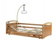 Lit d'hospitalisation à domicile ultra-bas - Poids supporté (Kg) : 135