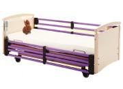 Lit d'hospitalisation pour enfants - Poids supporté (Kg) : 95