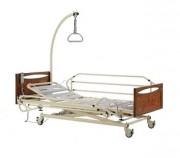 Lit électrique d'hospitalisation à domicile - Poids supporté (Kg) : 135