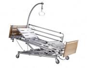 Lit médicalisé inclinable - Poids supporté (Kg) : 135