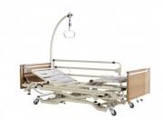Lit médicalisé ultra bas - Poids supporté (Kg) : 135