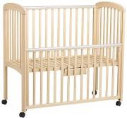 Lit pour bébé réhaussé - Couchage surélevé de 53 cm du sol