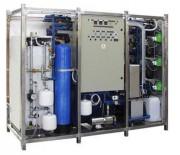 Local technique station de lavage autonome - rénovation de station de lavage