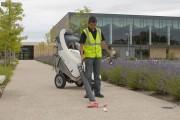 Location aspirateur de trottoir électrique - Poubelles standard 240 litres