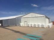 Location Barnum de stockage pour les professionnels - Portée 15, 20, 25 ou 30 m