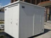 Location base vie chantier - Structure isolée, confortable et lumineuse