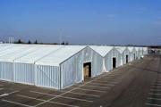 Location bâtiment de stockage démontable - Portée de 5 à 20 m