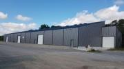Location bâtiment de stockage neuf - Surface totale : 2500 m2