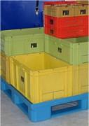 Location caisses en plastique - Différentes dimensions disponibles
