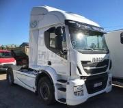 Location camion à châssis IVECO STRALIS occasion - PTC : 44 tonnes, réservoir : 710 litres