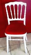 Location chaises événementielles - Résistantes, empilables et très légères