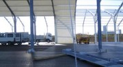 Location chapiteau industriel - Portée de 5 à 20 mètres