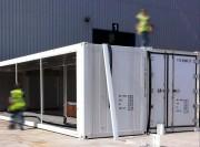 Location container frigorifique assemblé - Chambres froides  - Température : de -60° à +60°C