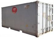Location conteneur frigorifique - Charge utile : 12 et 24 tonnes