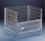 Location conteneurs grillagés - Dimension (mm) : 1155 x 850 x 1000