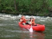 Location de canoë kayak ouvert ou fermé - 2 ou 3 places - Ouvert ou fermé