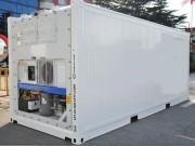 Location de conteneur réfrigéré - Disponible en 10', 20' et 40' - Température : -40° à +30°C
